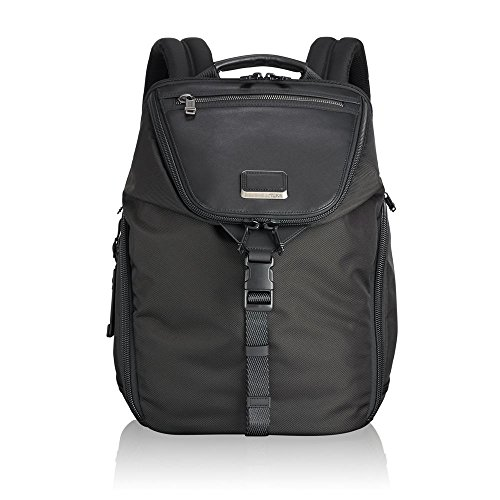 "Tumi Alpha Bravo - Willow Laptop Backpack 15"" Zaino Casual, 43 cm, 26.25 liters, Nero (Black)"