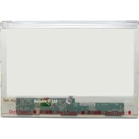 BN 15.6Schermo Retroilluminato a LED Samsung LTN156AT05-H07HD lucido inferiore sinistro