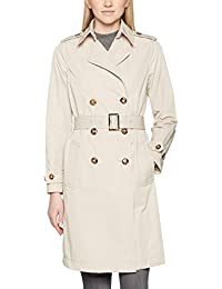 United Colors of Benetton Trench Coat with Belt, Abrigo para Mujer
