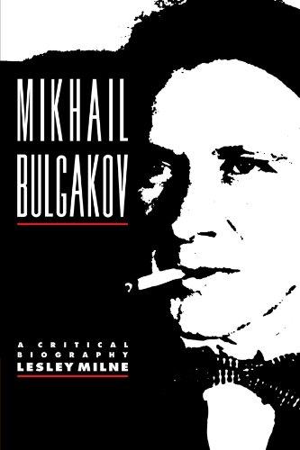 Mikhail Bulgakov Paperback (Major European Authors Series)