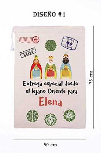 Gallaecia Studio Saco algodón personalizado regalos