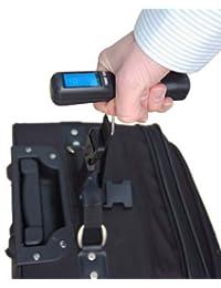 Cabin Max – 40kg - Balance numérique portable pour bagages avec sac de transport offert – Piles fournies