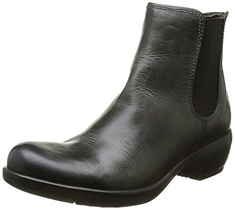 Fly London Make, Damen Chelsea Boots, (Diesel 011), 39 EU (6 Damen UK)