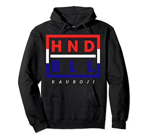 Hrvatska Fan Trikot - HNDBLL Handballer Geschenk Pullover Hoodie