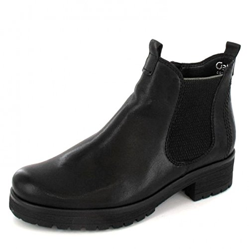 Gabor Shoes Comfort Sport, Stivali Donna Nero (17 Schwarz Micro)