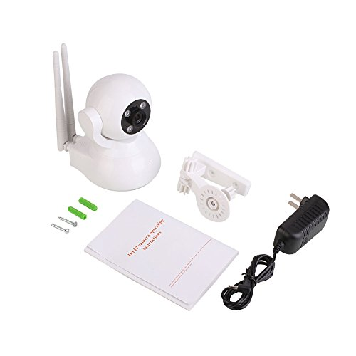 Preisvergleich Produktbild Rosepoem 1080P Ptz Netzwerk-Nachtsichtkamera-Recorder,  Mini-USB-Dual-Antenne Verbesserte Version Kamera-Bewegungserkennung Dvr