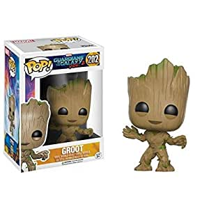 FunKo Marvel Guardians of The Galaxy 2 - 13230 - Figurine -  Pop Movies - Groot