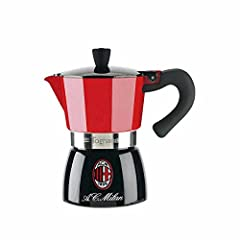 Idea Regalo - Tognana V4430033001 HOME 3 Cups, alluminio Nero
