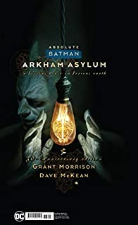 Absolute Batman: Arkham Asylum (30th Anniversary Edition) (1401294200)   Amazon price tracker / tracking, Amazon price history charts, Amazon price watches, Amazon price drop alerts