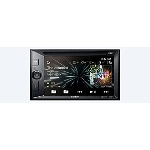 Auto Radio Sony 2 DIN CD Receiver Bluetooth USB NFC für BMW 1 E87 4/5 Türer 03/2007-06/2011 incl