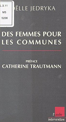 Des femmes pour les communes