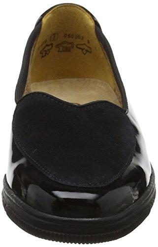 Gabor Shoes Comfort Basic, Derbys Femme Noir (97 Schwarz)