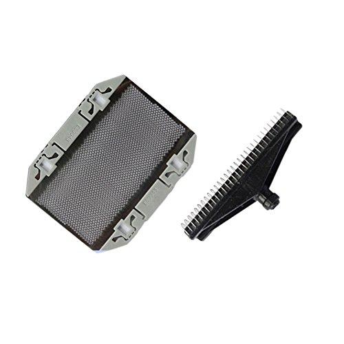 Meijunter Ersatz Innenschaufel Combo?Außenfolie for Panasonic ES876 ES9943/42 - Panasonic Outer Foil