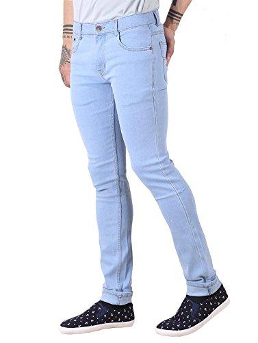 Van Galis Men's Denim Jeans (VG-MN-JNS-PLN-RP3-32 _Blue_ 32)