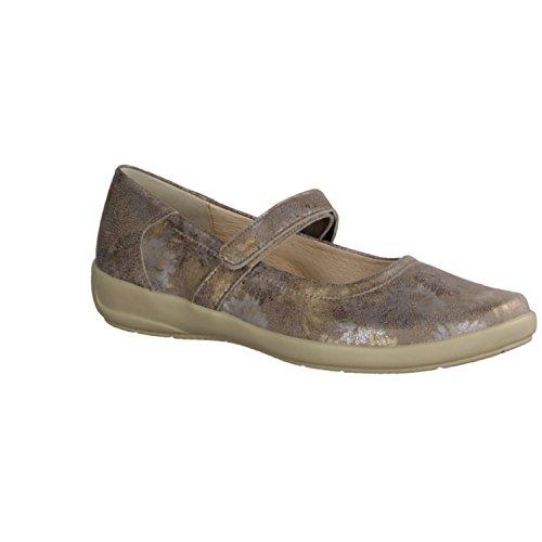Semler F5835-077-028 Flora femme chaussures largeur H Beige