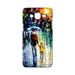 G-STAR Designer 3D Printed Back case cover for Samsung Galaxy A7 - G1013