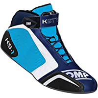 Talla Omp OMPIC//81324145 KS-3 Botines Blue//Black//Cyan Size 45