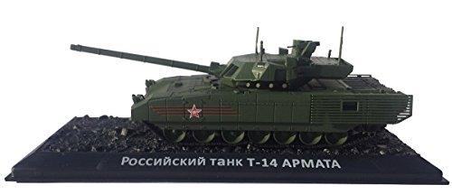Zvezda 2507 T-14 Armata Russi. Main Battle Tank