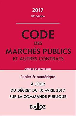 Alain Nicolas - Code des marchés publics et autres contrats