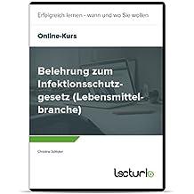 Online-Videokurs Belehrung zum Infektionsschutzgesetz (Lebensmittelbranche) von Christine Schloter