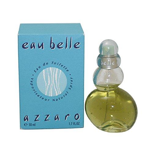 Loris Azzaro Azzaro Eau De Toilette Spray (EAU BELLE AZZARO von Loris Azzaro für Damen. EAU DE TOILETTE SPRAY 1.7 oz / 50 ml (LOW FILL))