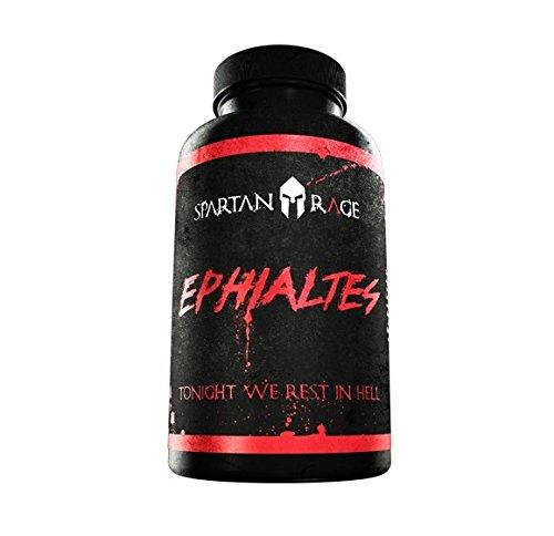 41bkyMoHV5L - Ephialtes von Spartan Rage - verbessert die Schlafqualität