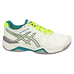 Asics Gel Resolution 6 Women Tennis Shoes