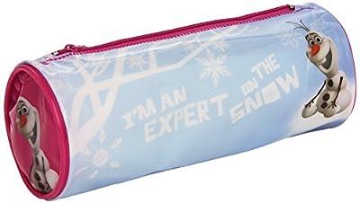 """Megamarcas Disney congelado """"Yo soy un experto en la nieve"""" caja de lápiz de Tubo de MegaBrands"""