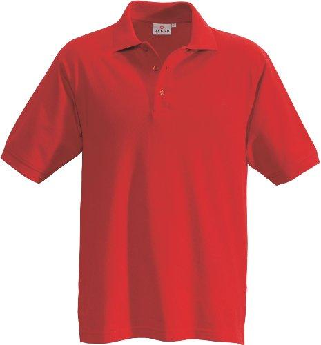 "HAKRO Polo-Shirt ""Classic"" - 810 - Rot"