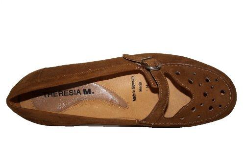 Theresia Muck by Naot Heria M67516 006 701 Damen Schuhe Ballerinas Weite H Braun (Cognac)