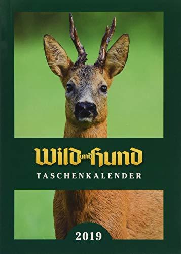 Taschenkalender WILD UND HUND 2019