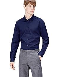 FIND Camicia Slim Fit in Cotone Uomo