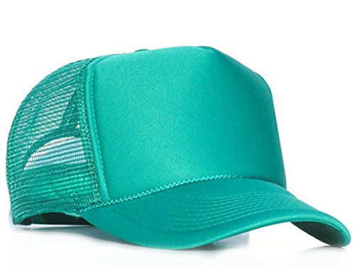 Bastart Caps Raphia type casquette en maille le Japon Green