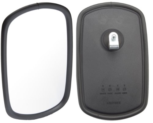 Preisvergleich Produktbild WAMO Rückspiegel 260x165mm