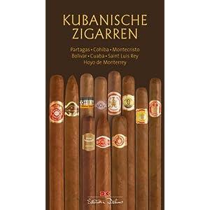Kubanische Zigarren: Partagas, Cohiba, Montecristo, Bolivar, Cuaba, Saint Luis Rey, Hoyo de Monterrey