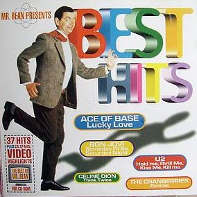 Polystar (Universal Music Austria) Mr. Bean Presents Gigahits '95