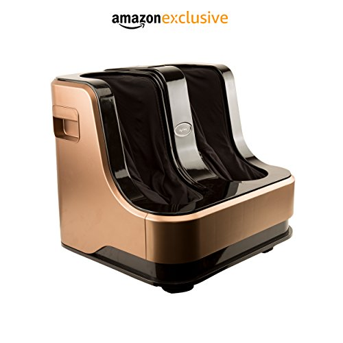 lifelong llm99 foot, calf and leg massager, 80w, 4 motors, dark brown Lifelong LLM99 Foot, Calf and Leg Massager, 80W, 4 Motors, Dark Brown 41bl3q2ArrL