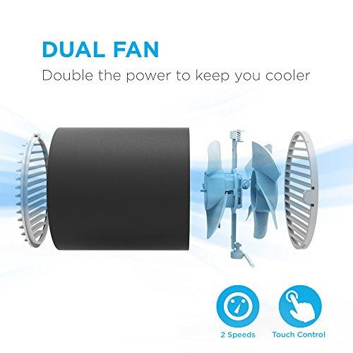 Fancii Kleiner USB Ventilator Ultra Bild 2*