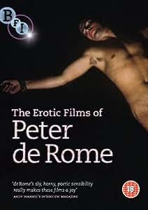 Erotic Films Of Peter De Rome [Edizione: Regno Unito] [Import anglais]