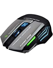 Dragon War G9 THOR Bluetrack gaming mouse with Marco function and mouse mat