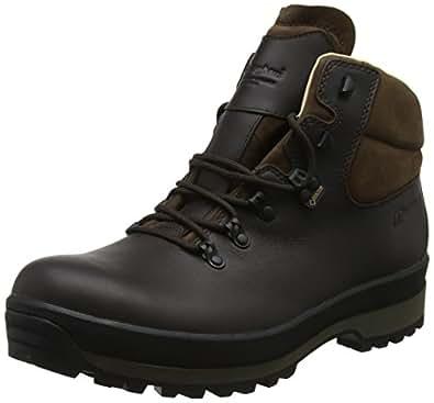 Berghaus Hillmaster II GTX, Women's High Rise Hiking Shoes, Brown (Chocolate), 8.5 UK (42 1/2 EU)