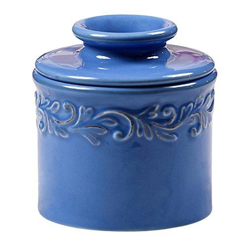 Antik Butter Bell keramikpfeiler Antique Goldenrod