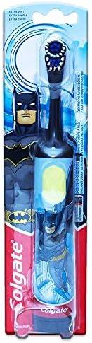 Colgate Kids Batman Battery Power Toothbrush - 1 Pc