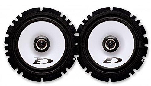 Alpine SXE-1725S - Altavoces (220 W, 40 W RMS, 60 Hz -...