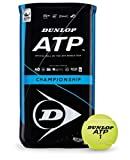 DUNLOP ATP Championship Bi-Pack Tennisball 2 x 4er Dosen 8 Bälle