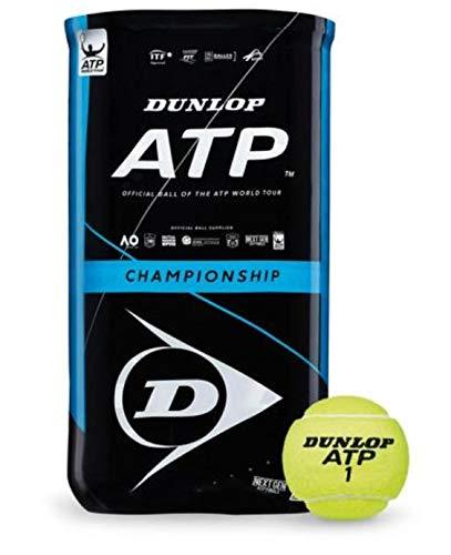 Dunlop ATP Championship Tri-Pack Tennisball 3 x 4er