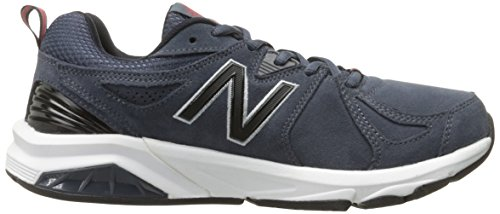 New Balance  Mx857v2, Herren Laufschuhe grau Charcoal/Charcoal Anthrazit