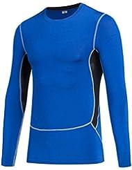 UGLYFROG Nuevo Deportes y aire libre Hombre Ciclismo Medias Ropa deportiva Running Camisetas Long Sleeve Spring M1029