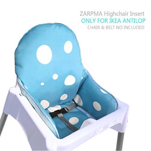 ZARPMA IKEA Antilop Cojín para trona de bebé, de nueva versión, más...