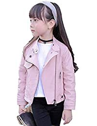f25cb066a Amazon.in  Pinks - Winterwear   Girls  Clothing   Accessories